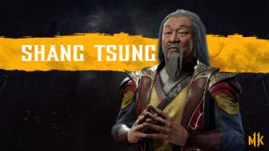 Mk11 Shang Tsung